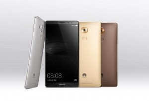 Huawei Mate 8 is maintained at six inches and renewed heart Kirin 950
