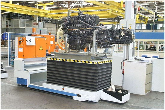 20bn market for material handling technology by 2019