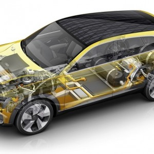 Audi will be the spearhead of the Volkswagen group with hydrogen fuel cell