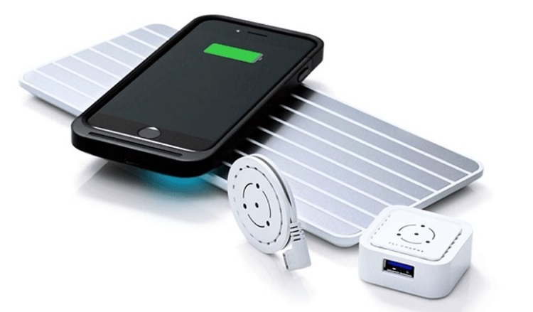 The FLI wireless charger