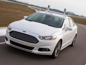 Ford autonomous car will arrive in 2021 … and will have no steering wheel or pedals