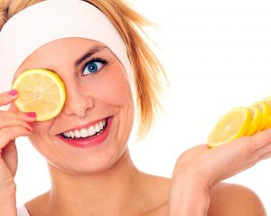 How to remove acne blemishes with lemon