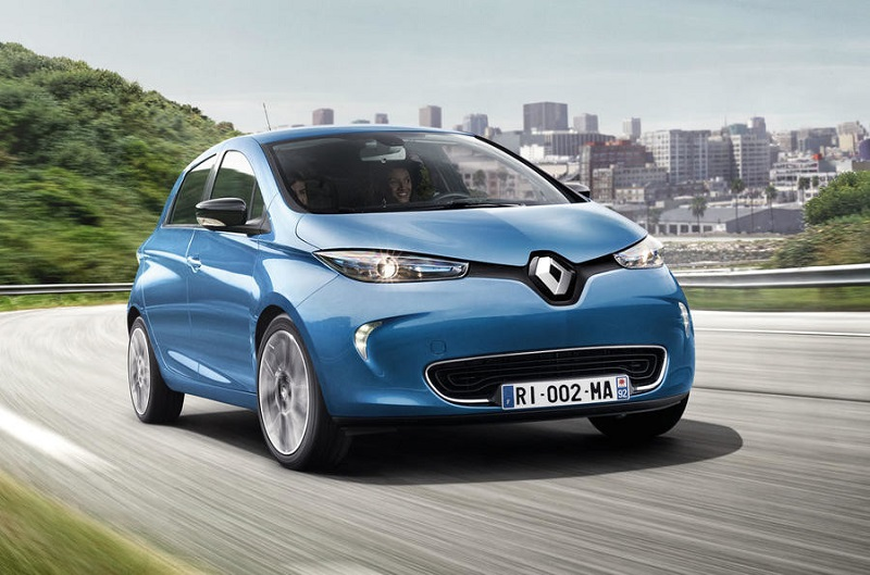 Renault Zoe updated their batteries to reach 400 kilometers, a step in the electric car for everyone