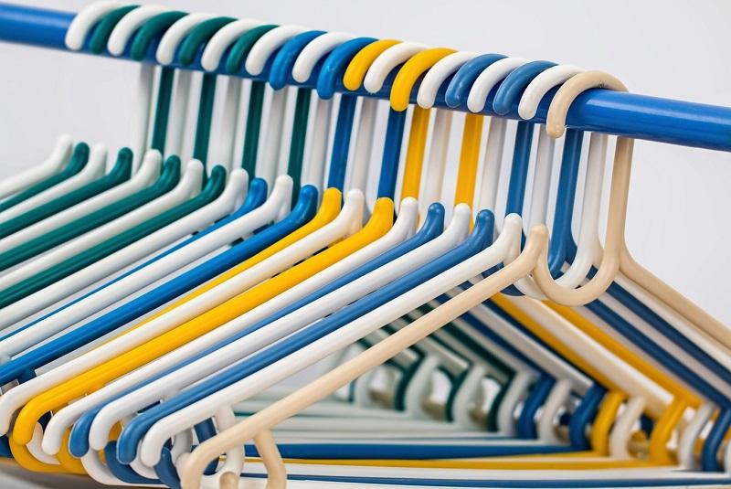 Wardrobe in Home Organization