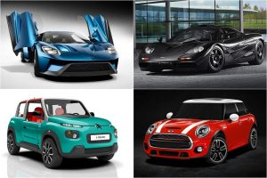 11 Classic Mythical Cars That Come Back In Style