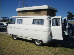 Considerations When Buying a Camper Van