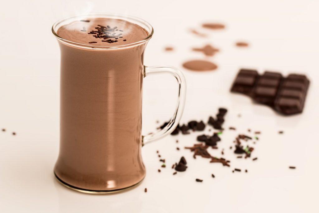travel to origin of hot chocolate
