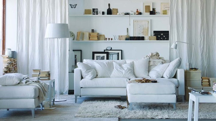 decorating with natural light