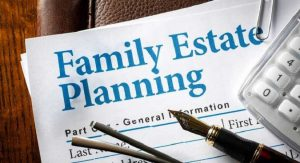 Benefits associated with estate planning