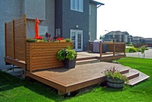 Preparing to Install a Deck on Your Home
