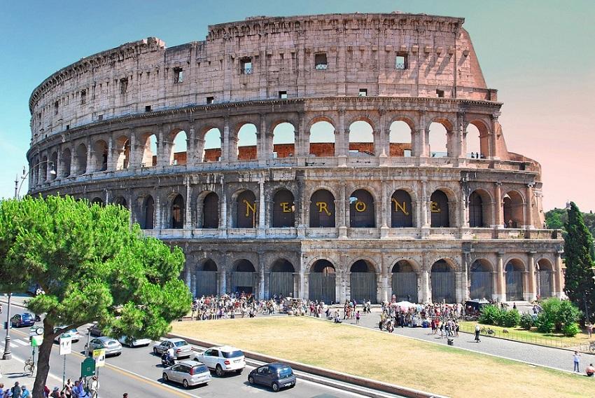 Hot Spots in Rome,