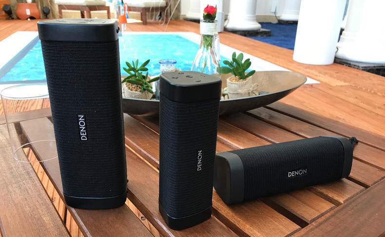 7 Portable Speakers