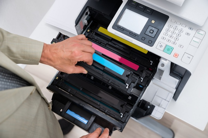 Cleaning and Maintaining Office Equipment