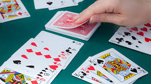The magical game of Rummy.