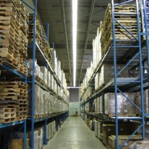 Warehouses can be more efficient with pallet racking and shelving