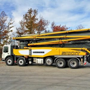 Concrete Pumping Trucks